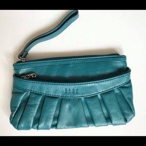 Blue Elle Clutch